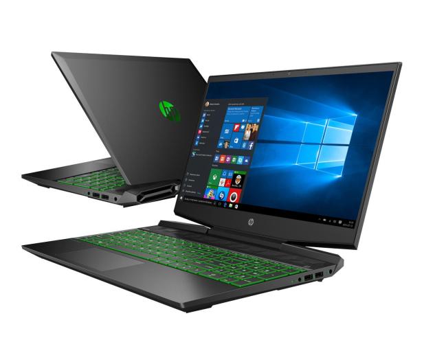 HP Pavilion Gaming i5-9300H/16GB/256/Win10x GTX1650 - 514348 - zdjęcie