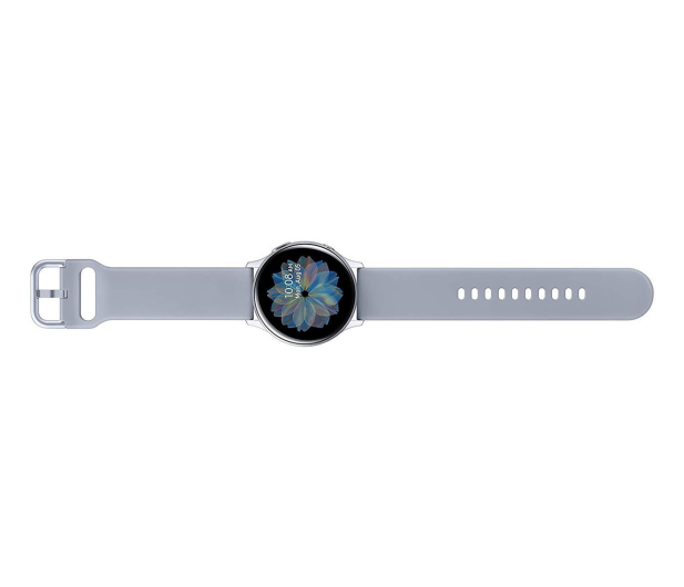 Samsung Galaxy Watch Active 2 Aluminium 40mm Silver - 514539 - zdjęcie 6