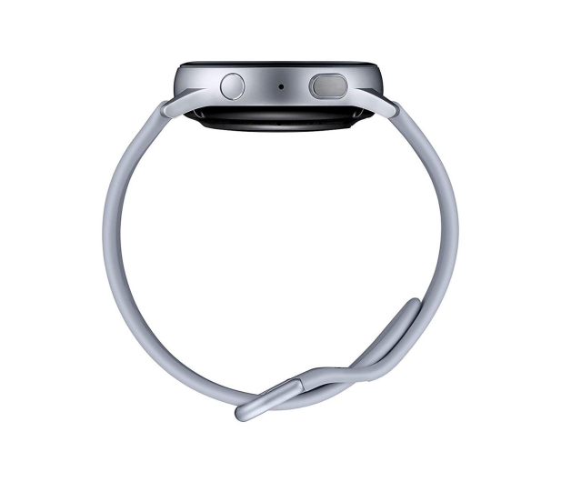 Samsung Galaxy Watch Active 2 Aluminium 40mm Silver - 514539 - zdjęcie 5