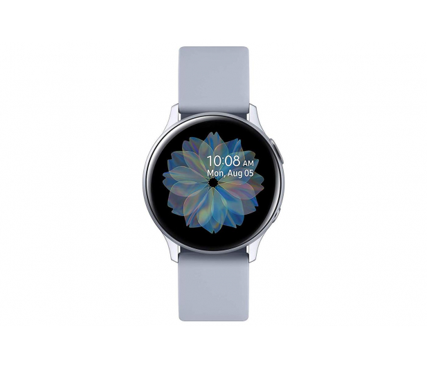 Samsung Galaxy Watch Active 2 Aluminium 40mm Silver - 514539 - zdjęcie 2