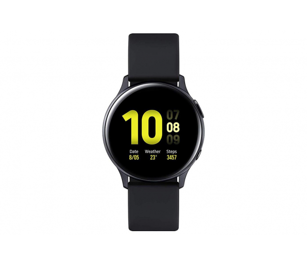 Samsung Galaxy Watch Active 2 Aluminium 40mm Black - 514538 - zdjęcie 2