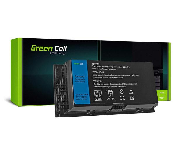 Green Cell Bateria do Dell Precision (4400 mAh, 11.1V, 10.8V) - 514711 - zdjęcie