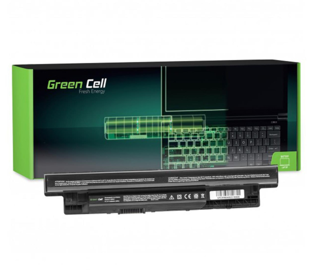Green Cell Bateria do Dell Inspiron (4400 mAh, 11.1V, 10.8V) - 514724 - zdjęcie