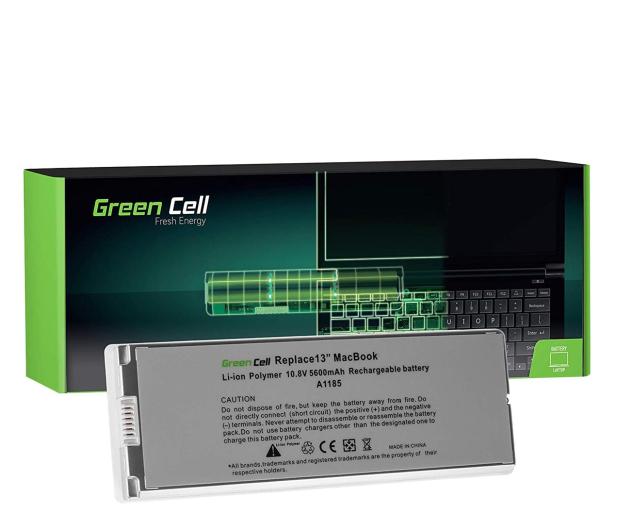Green Cell Bateria do MacBook 13 (60Wh, 10.8V, 11.1V) - 514503 - zdjęcie