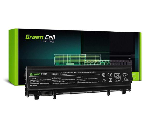 Green Cell Bateria do Dell Latitude (4400 mAh, 11.1V, 10.8V) - 514731 - zdjęcie