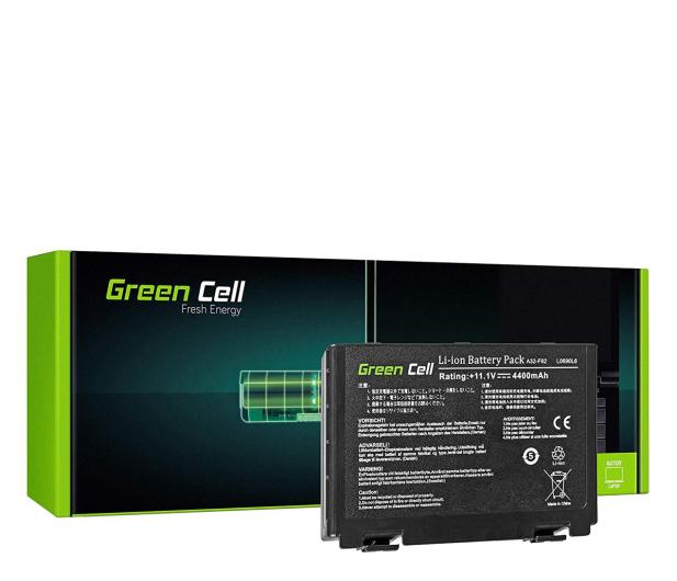 Green Cell Bateria do Asus (4400 mAh, 10.8V, 11.1V) - 514509 - zdjęcie