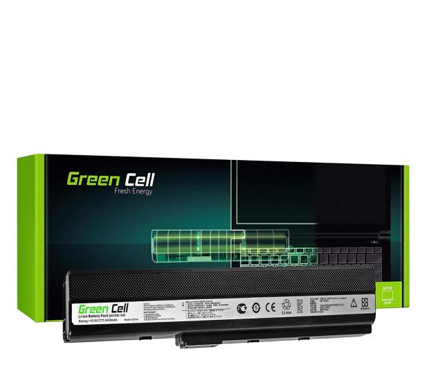 Green Cell Bateria do Asus (4400 mAh, 11.1V, 10.8V) - 514510 - zdjęcie