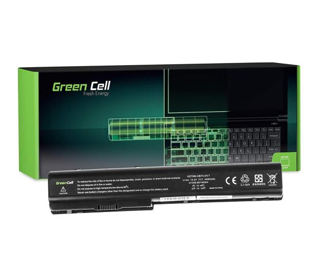 Green Cell Bateria do HP Pavilion (4400 mAh, 14.4V, 14.8V) - 514872 - zdjęcie