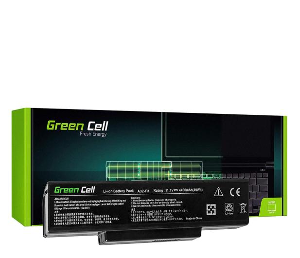 Green Cell Bateria do Asus (4400 mAh, 11.1V, 10.8V) - 514529 - zdjęcie