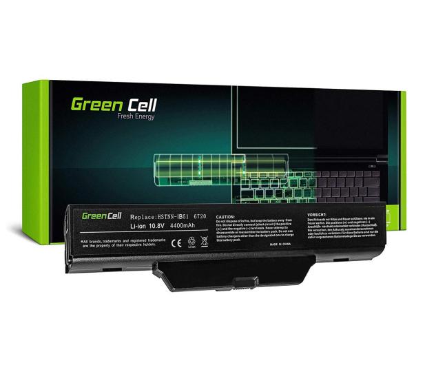 Green Cell Bateria do HP (4400 mAh, 10.8V, 11.1V) - 514877 - zdjęcie