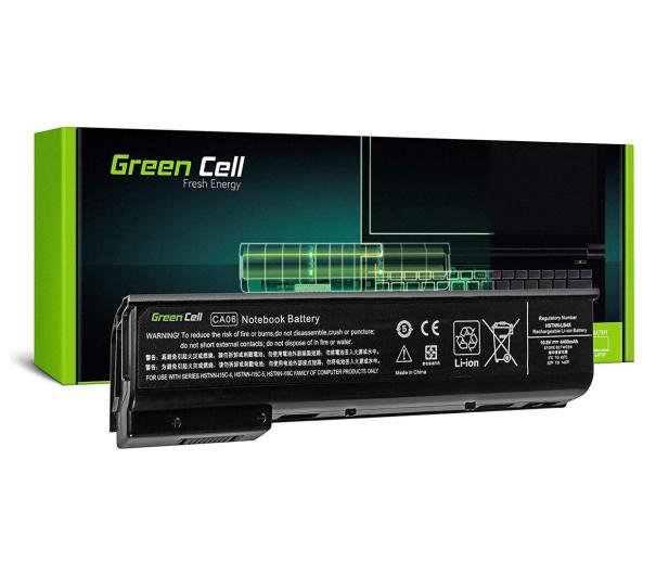 Green Cell CA06 CA06XL do HP ProBook - 514880 - zdjęcie