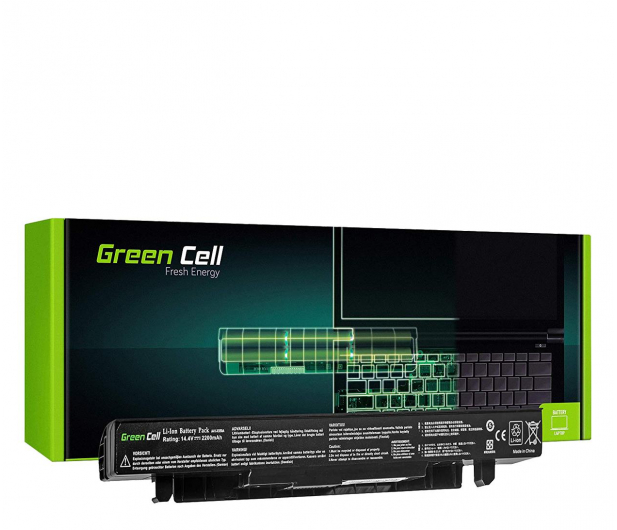 Green Cell Bateria do Asus (2200 mAh, 14.4V, 14.8V) - 514553 - zdjęcie