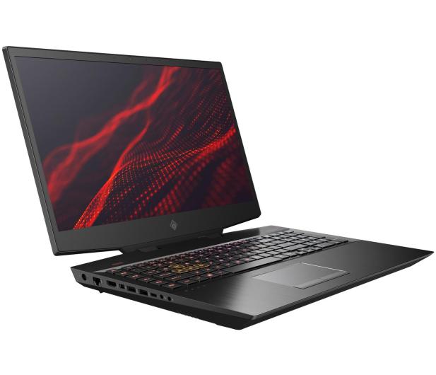 HP OMEN 17 i5-9300H/16GB/512 1660Ti 144Hz  - 513233 - zdjęcie 4