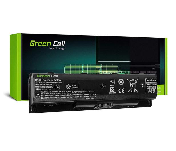 Green Cell Bateria do HP Pavilion (4400 mAh, 10.8V, 11.1V) - 514917 - zdjęcie