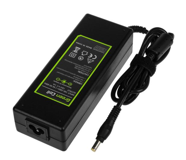 Green Cell Zasilacz do Acer 130W (7.1A, 5.5-1.7mm) - 514101 - zdjęcie