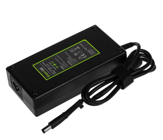 Green Cell Zasilacz do HP 180W (9.5A, 7.4-5.0mm) - 514164 - zdjęcie