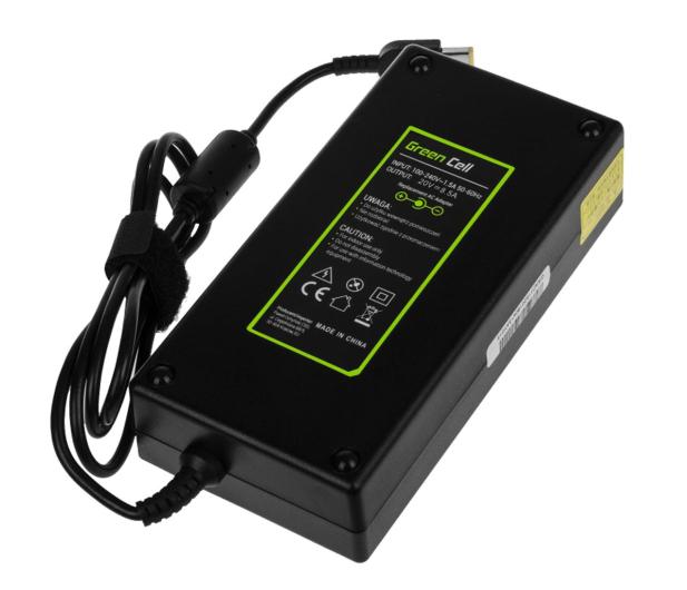 Green Cell Zasilacz do Lenovo 170W (8.5A, Slim Tip) - 514169 - zdjęcie