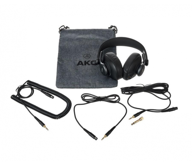 AKG K371 Czarne - 515102 - zdjęcie 6