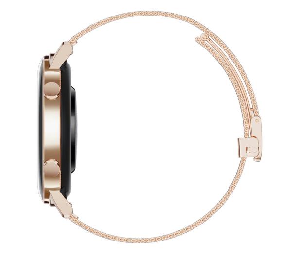Huawei Watch GT 2 42mm złoty elegant  - 538111 - zdjęcie 5