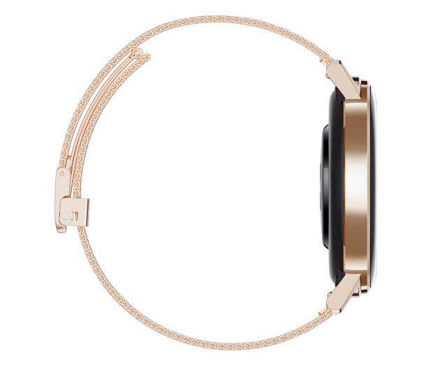 Huawei Watch GT 2 42mm złoty elegant  - 538111 - zdjęcie 6