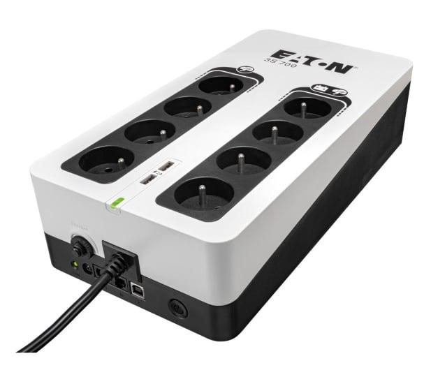 EATON UPS 3S (700VA/420W 8x FR, USB) - 538661 - zdjęcie