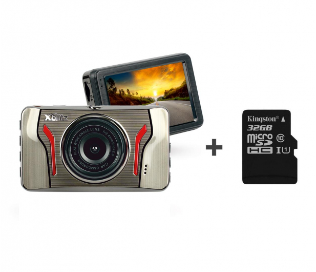"Xblitz Ghost Full HD/3""/120 + 32GB  - 363447 - zdjęcie"