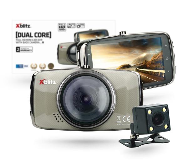 "Xblitz DUAL CORE Full HD/3""/170 +Tył 720P/120 + 32GB - 501849 - zdjęcie 7"