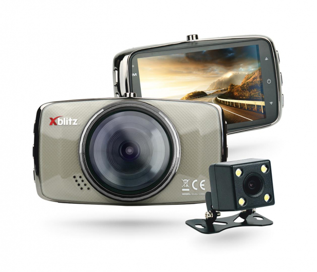 "Xblitz DUAL CORE Full HD/3""/170 +Tył 720P/120 + 64GB - 501851 - zdjęcie 5"