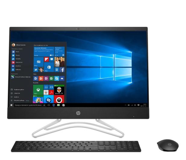 HP 24 AiO i5-9400T/16GB/512/Win10 IPS Black - 539663 - zdjęcie