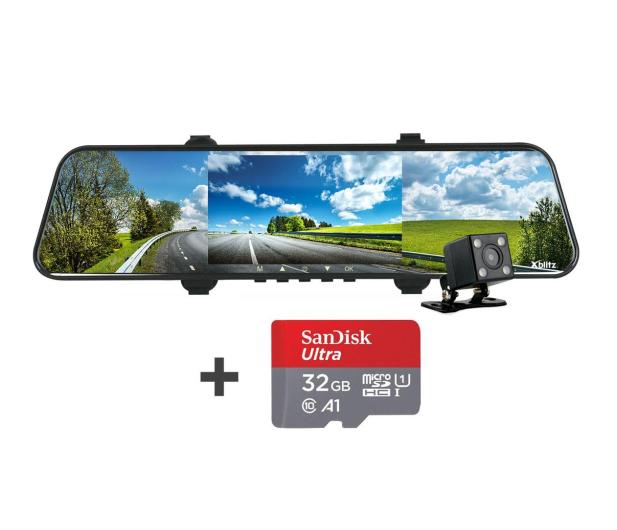 """Xblitz Park View Ultra Full HD/5""""/170 Dual + 32GB - 501846 - zdjęcie"""