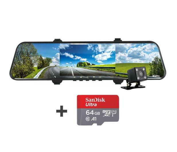 """Xblitz Park View Ultra Full HD/5""""/170 Dual + 64GB - 501847 - zdjęcie"""