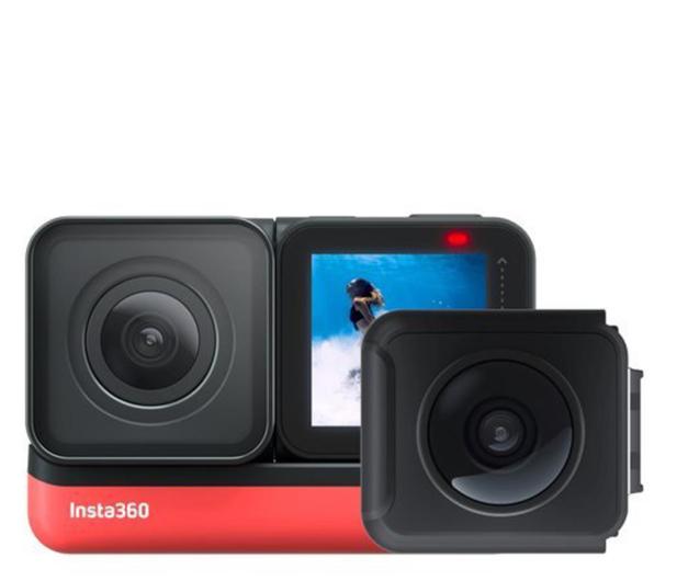 Insta360 One R - Twin Edition - 538655 - zdjęcie