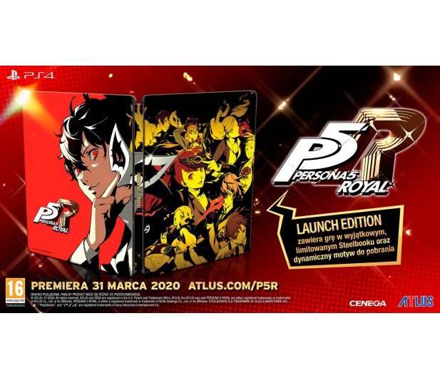 PlayStation Persona 5 Royal - 534272 - zdjęcie 3