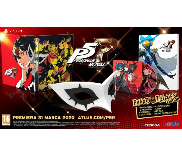PlayStation Persona 5 Royal Collector's Edition - 534270 - zdjęcie 3