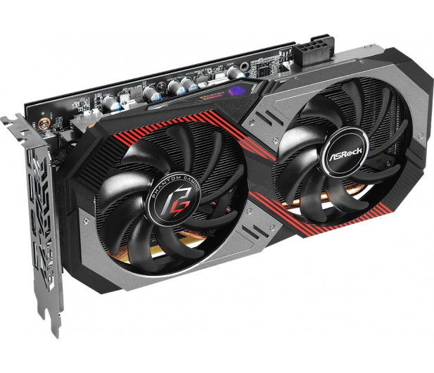 ASRock Radeon RX 5600 XT Phantom Gaming D2 OC 6GB GDDR6 - 538459 - zdjęcie 3