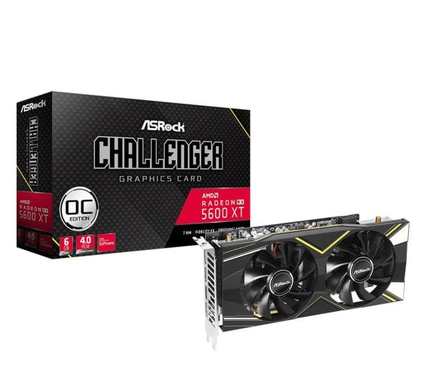 ASRock Radeon RX 5600 XT Challenger D OC 6GB GDDR6 - 538460 - zdjęcie