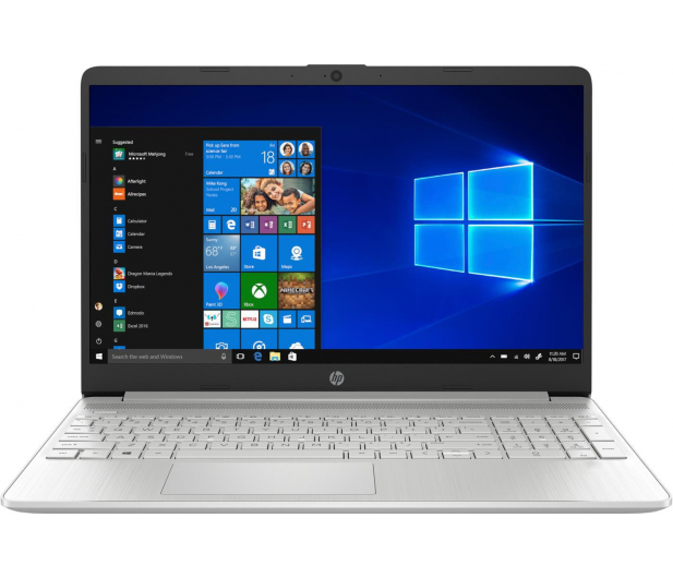 HP 15s i3-1005G1/8GB/256/Win10 IPS - 540165 - zdjęcie 3