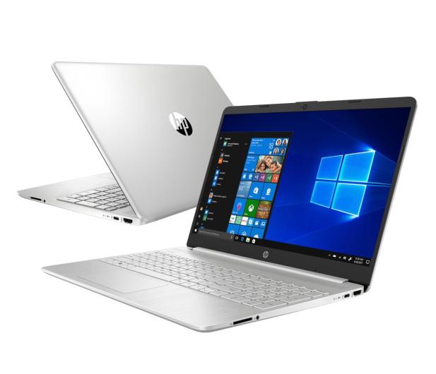 HP 15s i5-1035G1/8GB/256/Win10 - 538357 - zdjęcie