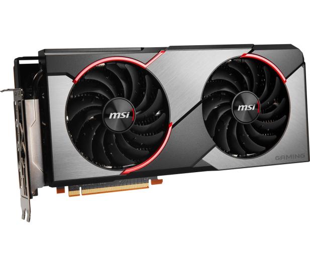 MSI Radeon RX 5600 XT GAMING X 6GB GDDR6 - 539800 - zdjęcie 2
