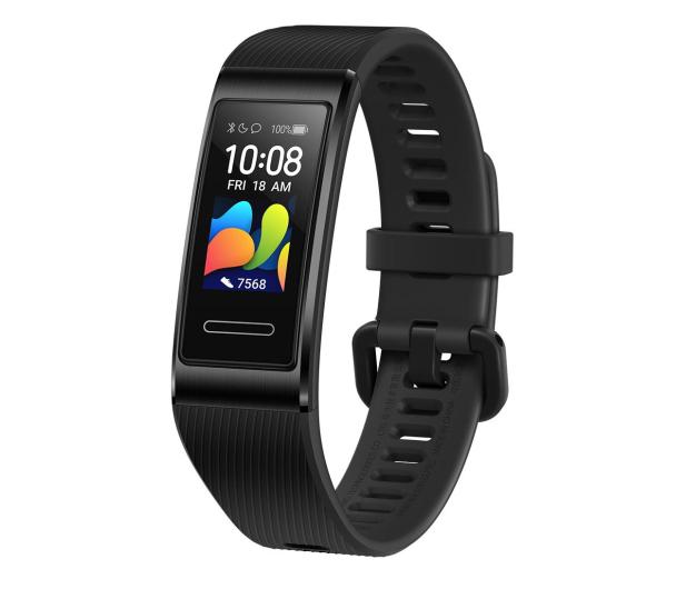 Huawei Band 4 Pro czarna - 539166 - zdjęcie