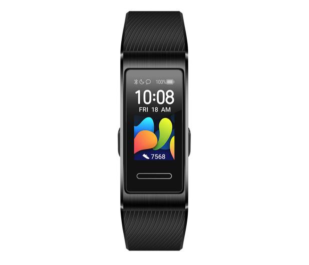 Huawei Band 4 Pro czarna - 539166 - zdjęcie 2