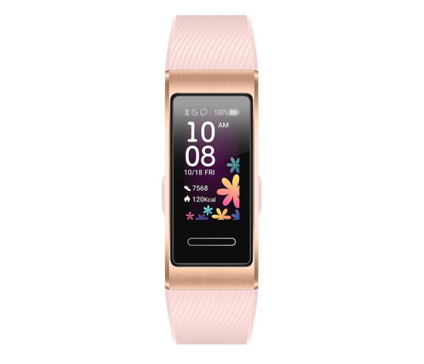 Huawei Band 4 Pro różowa - 539165 - zdjęcie 2