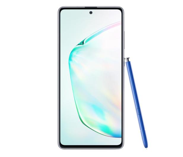 Samsung Galaxy Note 10 Lite N770F Silver - 536271 - zdjęcie 2