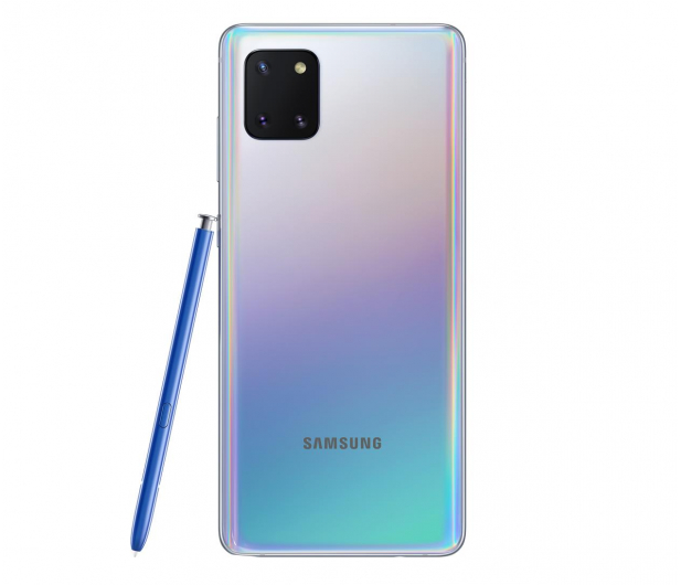 Samsung Galaxy Note 10 Lite N770F Silver - 536271 - zdjęcie 3