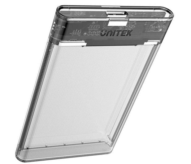 """Unitek Obudowa do dysku 2.5"""" (USB 3.1, UASP) - 540332 - zdjęcie 2"""