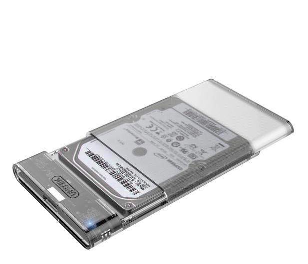 """Unitek Obudowa do dysku 2.5"""" (USB 3.1, UASP) - 540332 - zdjęcie"""