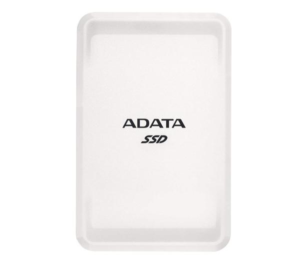 ADATA SC685 500GB USB 3.2 Gen. 2 Biały - 540635 - zdjęcie