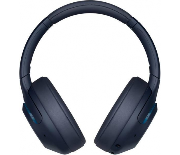 Sony WH-XB900N Niebieskie ANC - 540150 - zdjęcie 5