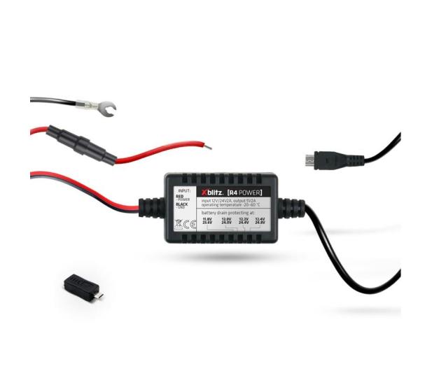 Xblitz R4 Power - 539117 - zdjęcie