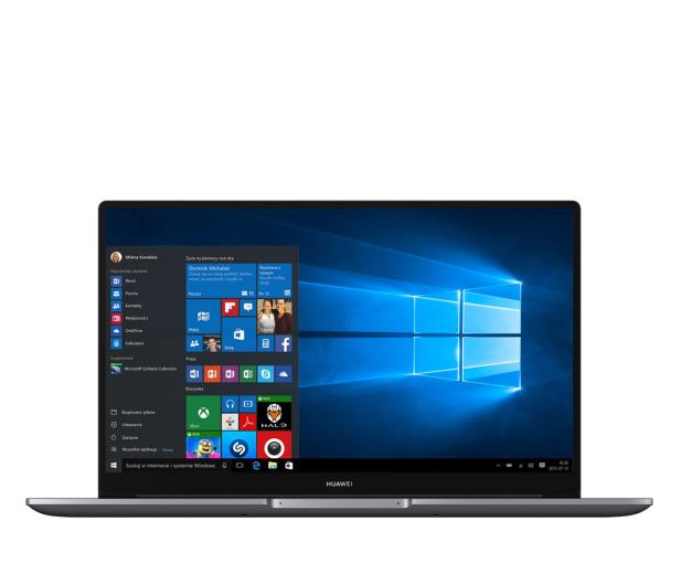 Huawei MateBook D 15 R5-3500/8GB/256/Win10 szary - 534496 - zdjęcie